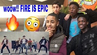 Download STUDENTS REACT TO BTS FIRE MV AT SCHOOL