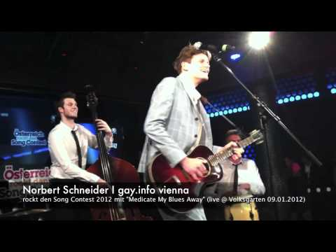 Konzert I 07 Norbert Schneider rockt den Song Contest 2012