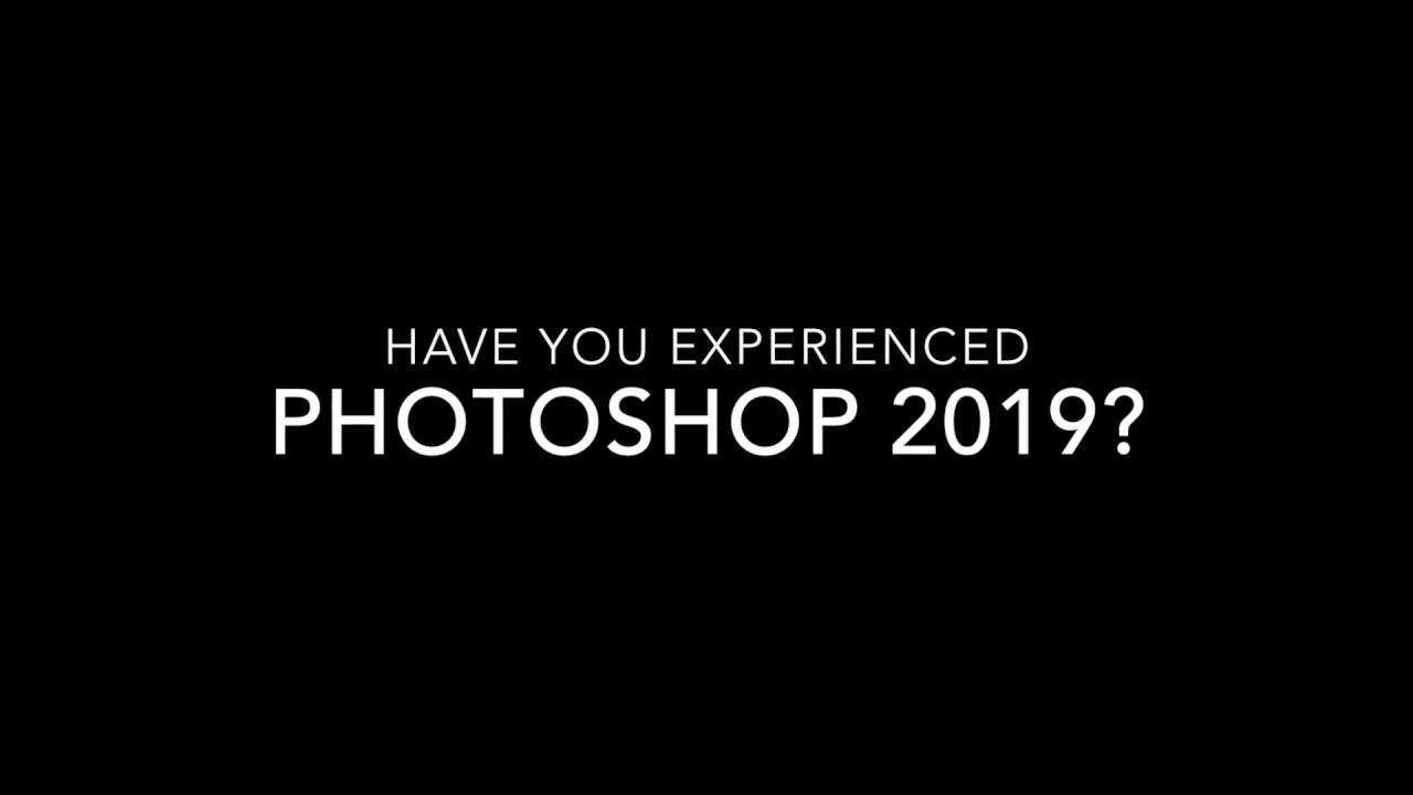 Photoshop 2019 has MASSIVE LAG!!!!! - Ben Strauss