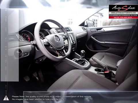 2015 Volkswagen Jetta   Auto Select Toronto   3VW1K7AJ8FM338697