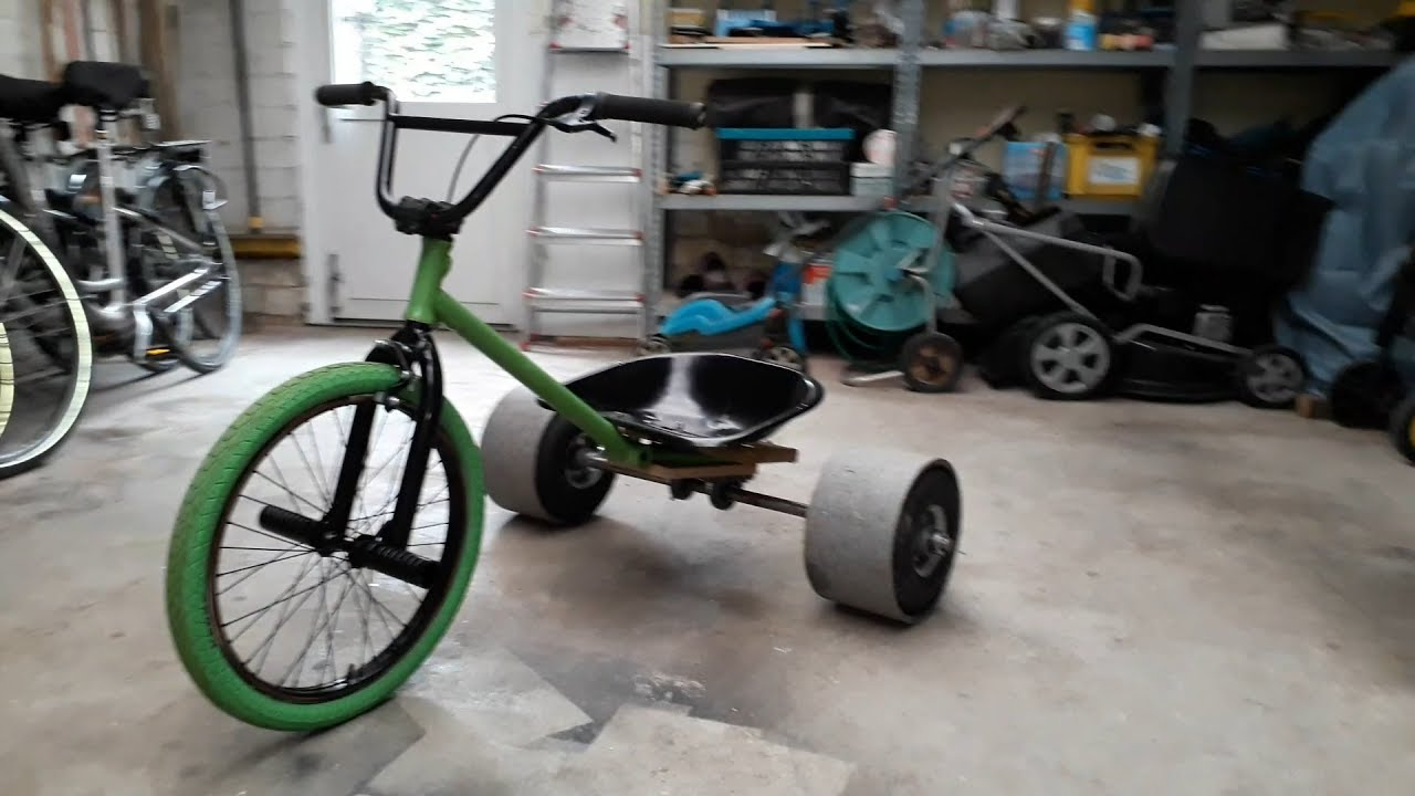 Image Result For Drift Tricycle