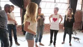 Amber Heard Cover Shoot Malibu Magazine [1080p]