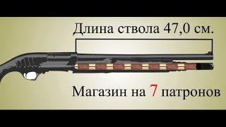 Помповое Ружье Kral Tactical M || Видео обзор