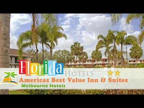 Americas Best Value Inn & Suites Melbourne - Melbourne Hotels, Florida