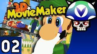 [Vinesauce] Joel - 3D Movie Maker ( Part 2 )