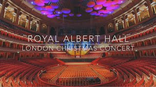 "Amira Willighagen - ""O Holy Night"" - Royal Albert Hall, London - 15 December 2014"