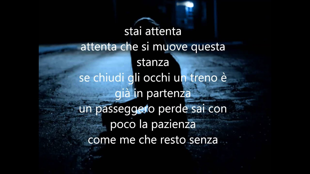 Attenta testo negramaro youtube - Negramaro la finestra album ...