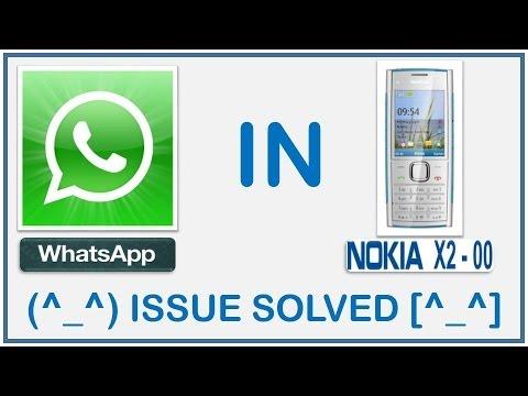 whatsapp for nokia x2 00 free download jar