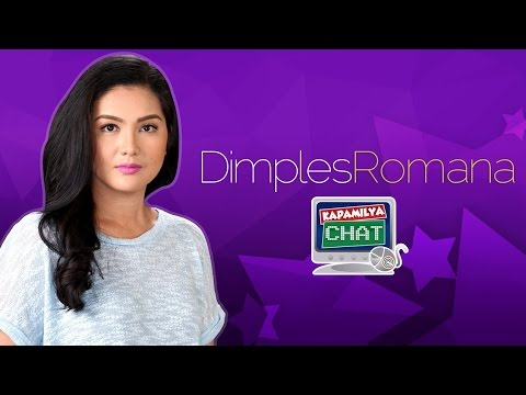 Kapamilya Chat with Dimples Romana