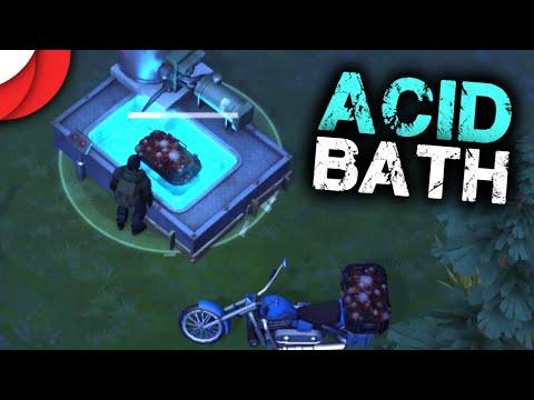 Building the Acid Bath   Last Day on Earth: Survival