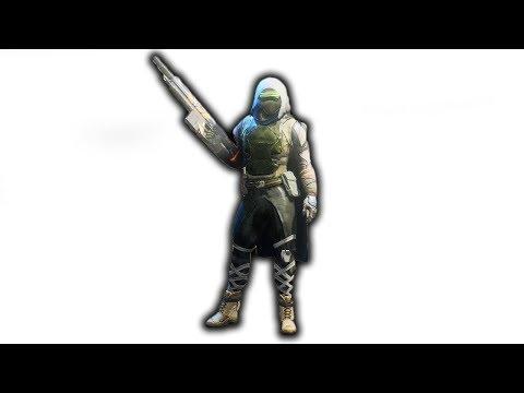 THE LEGEND OF THE HUNTER! (Destiny 2)