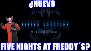Vídeo Five Nights at Freddy's 4