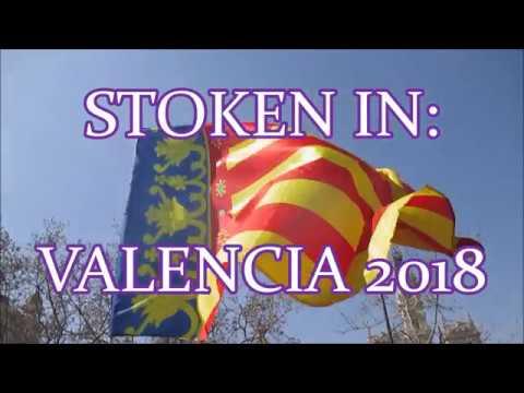 Stoken in Valencia 2018 (+ sfeer en lachen)😂.......................Vuurwerk/Fireworks/feuerwerk