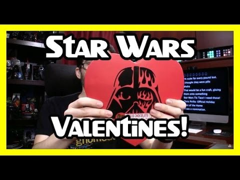 Star Wars Valentineu0027s Day Gifts   YouTube