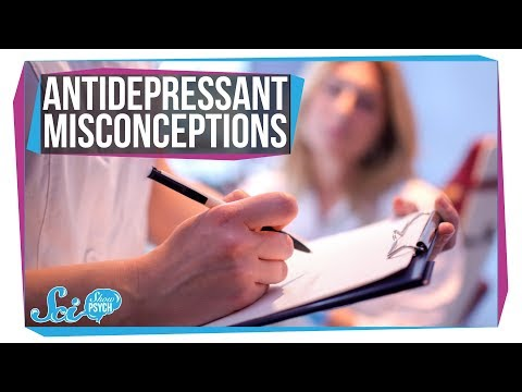 4 Common Misconceptions About Antidepressants, Debunked