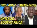 watch he video of Aug 7: Chicago Murder: Blacks' Fault; Whites Under Attack: Men's Fault