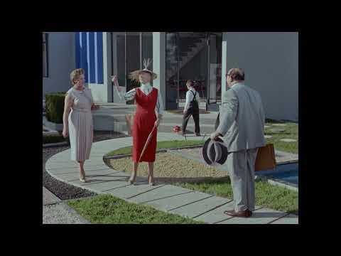 «Mon Oncle» Di Jacques Tati (1958) – Trailer Italiano