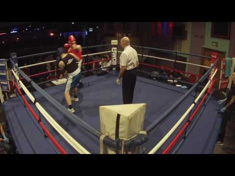 Ultra White Collar Boxing London | Ring 1 Fight 5