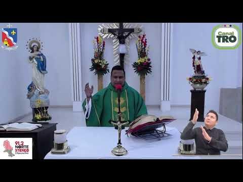 #EnVivo Eucaristía Dominical  #LaSantaMisa 👉 🙏