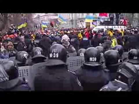 Евромайдан. Специальный репортаж