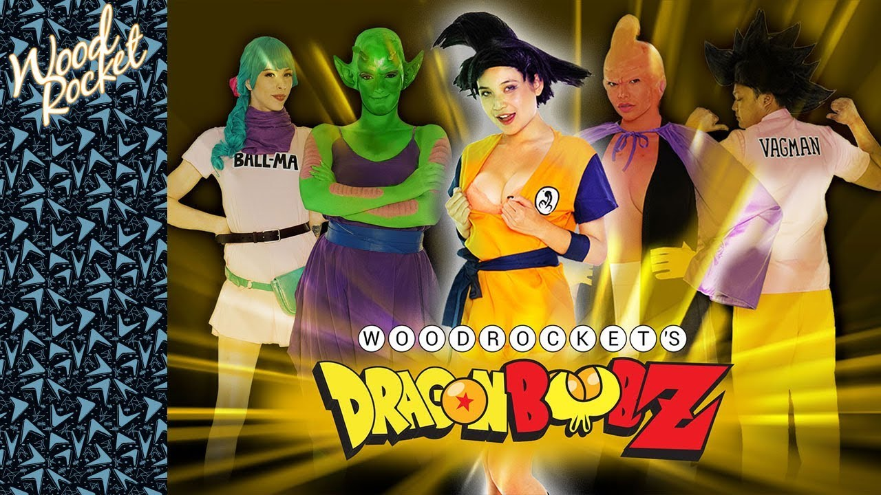 Dragon ball z porn free