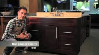 Monicker Bathroom Vanities - Bath Cabinets & Sink With Style
