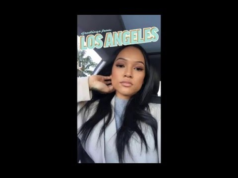 Karrueche Tran Snapchat Compilation 6 thumbnail