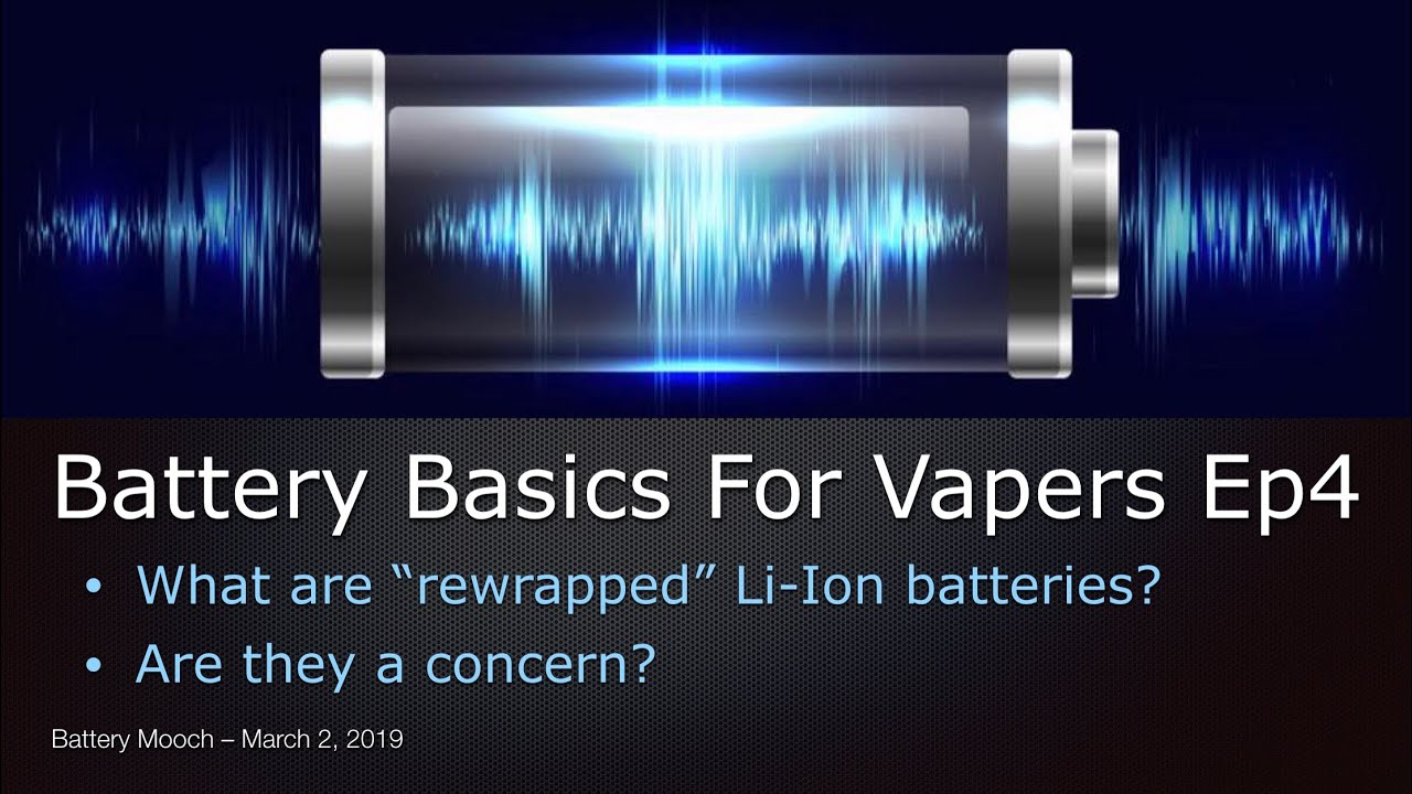 9 battery basics for mods the ultimate battery guide e cigarette mosfet wiring squonker completed the vapers shed [ 1280 x 720 Pixel ]