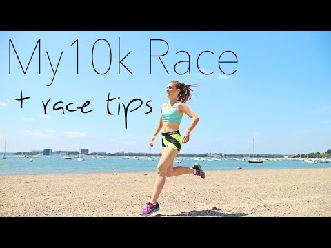 My 10k Race & Racing Tips