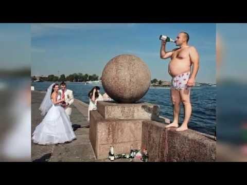 Самые ужасные свадебные фото. Такой не должна быть ваша свадьба.