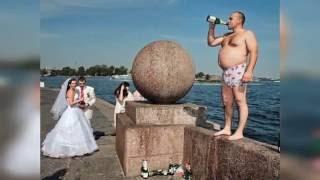 Самые стремные свадебные фотографии. Смотреть всем женихам и невестам.