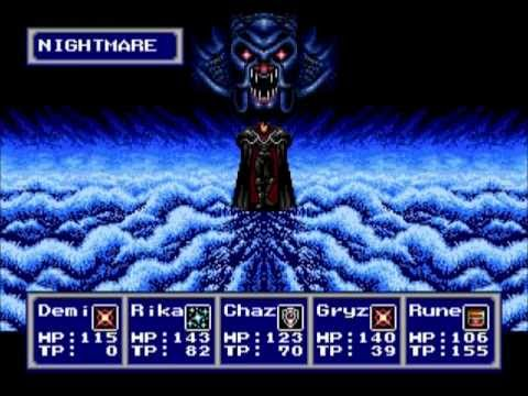 Cover: Phantasy Star IV - Laughter