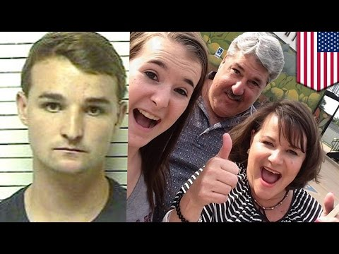 Evil Son: Oklahoma College Student Alan Hruby Murders Entire Family So He Can Be 'sole Heir'