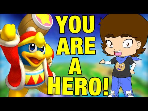 King Dedede Is A HERO? (The Life Story Of King Dedede) - ConnerTheWaffle