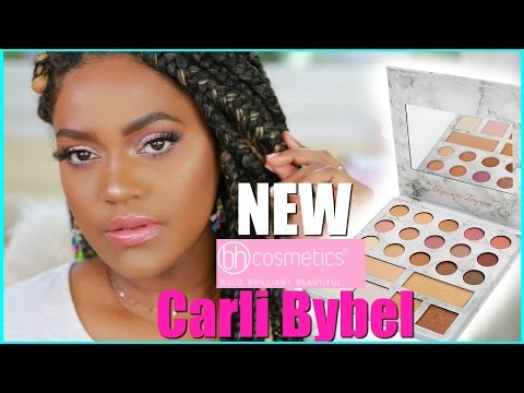NEW CARLI BYBEL DELUXE EDITION PALETTE  - BH Cosmetics