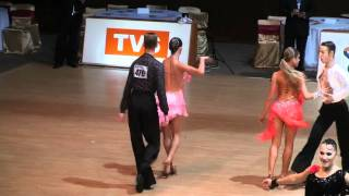 Gambar cover Aleksandr Samosyuk & Sofiya Aksenchyk - TGP 2010 - IDSF Open Latino 16-18 - Samba