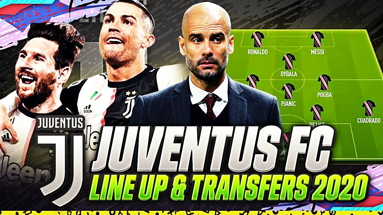 Ronaldo Messi In 1 Team Juventus Confirmed Transfers Targets Summer 2020 Line Up 2020 21 Youtube