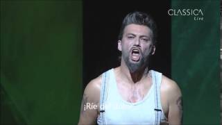 Recitar... Vesti la giubba - Jonas Kaufmann (Sub. Español)