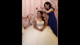 Сборы армянской невесты / Армянская свадьба / Armenian wedding / Shnoravor 2017