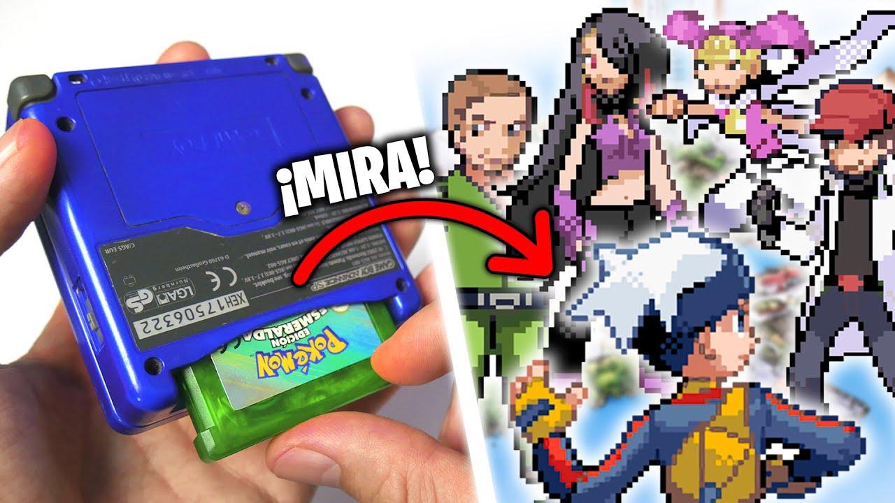 Juego el FRENTE BATALLA en Pokémon Esmeralda 🤣  **ORIGINAL**