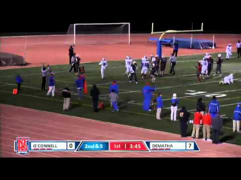 Dematha #5 Anthony McFarland 7 yard TD run