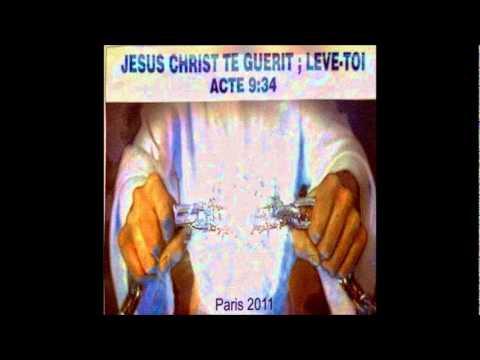 CD Kangeri Paris - Pastor Johnny - Track 2 - Yesus & Nay Tshi Yek Del Sar Muro DEL - Servitori Steve