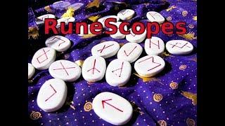 Aries 2020 RuneScope & Tarot Reading BY THE BOOK