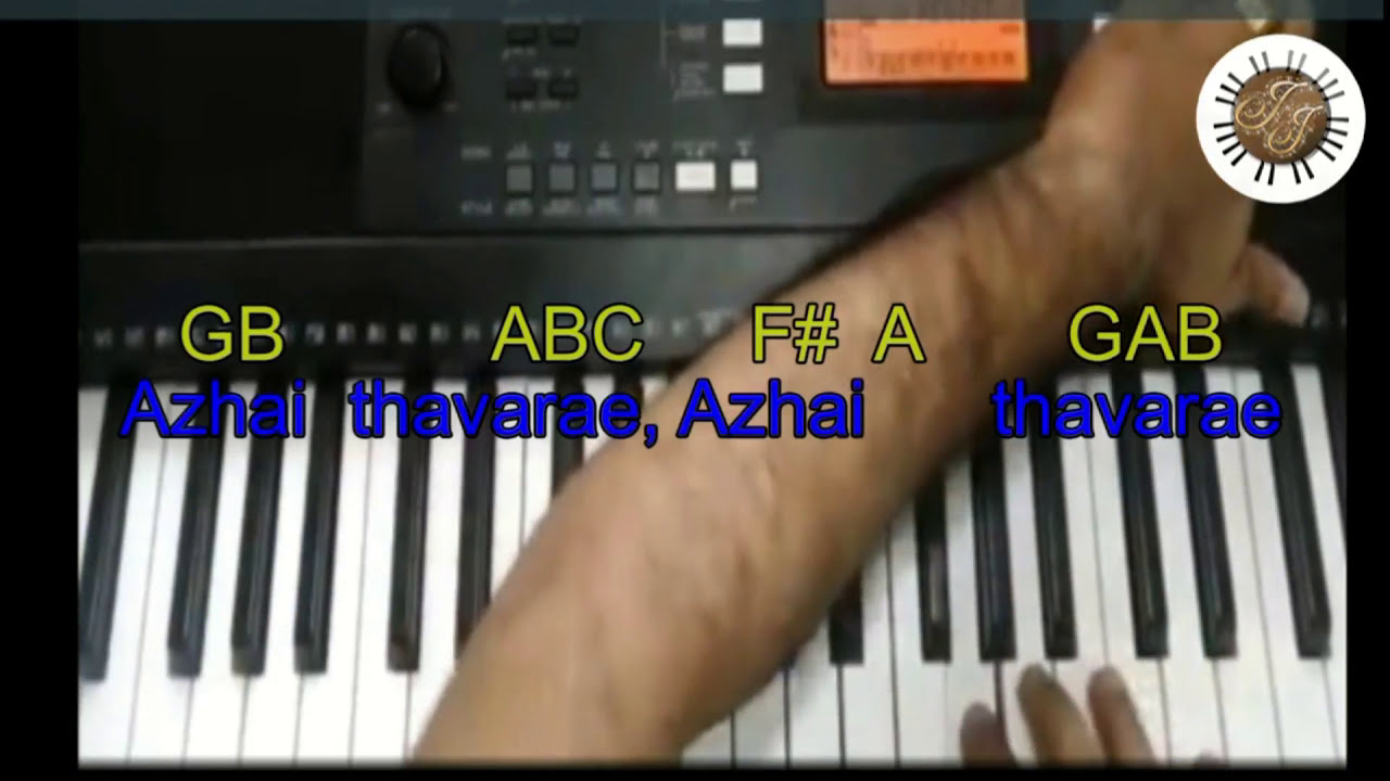 how to play keyboard songs