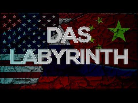 Das Labyrinth aus dem Westen (USA, Russland, China)