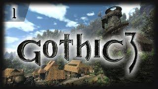 Gothic 3 - Лучшая Сборка. Максимальная Сложность [1] Идеальный Старт