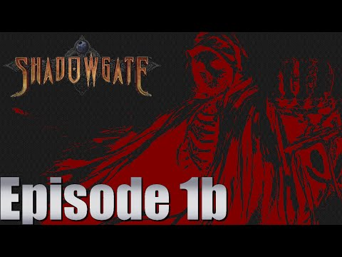 Let's Play Shadowgate 2014 (with Scarlet) - Part 1b - Brute Force Method