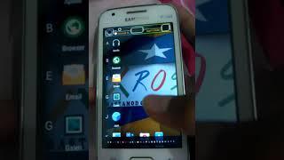 samsung galaxy v custom rom video, samsung galaxy v custom rom clips