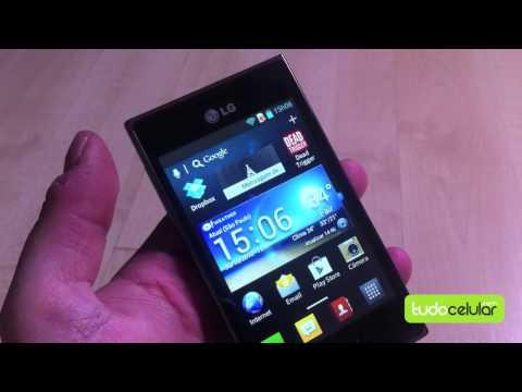 Prova em vídeo: LG Optimus L5 | Tudocelular.com