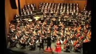 Orquesta Sinfónica Nacional y el Coro Ylioppilaskunnan Laulajat en el Teatro Juárez (FIC)